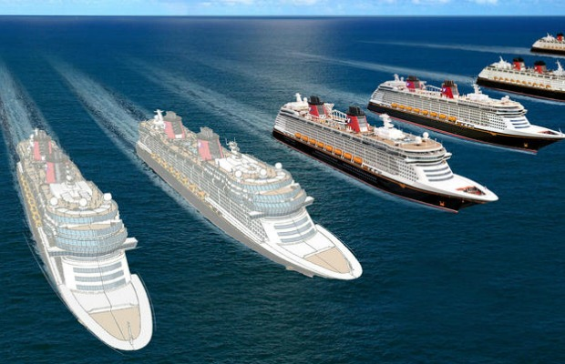 New Disney ships
