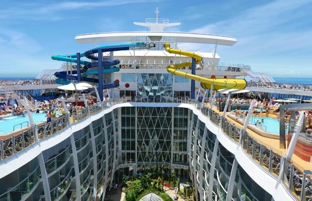 Royal Caribbean Harmony of the Seas