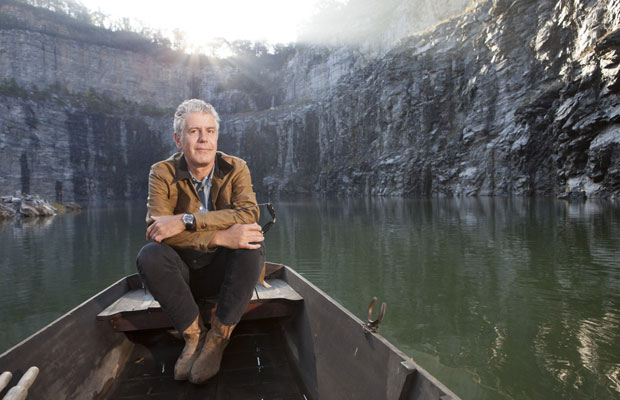 Interview with Anthony Bourdain
