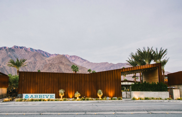 ARRIVE Palm Springs by Arielle Vey