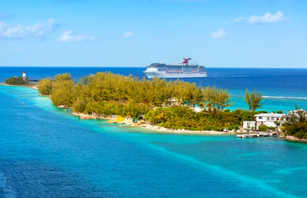 Carnival cruise to Nassau