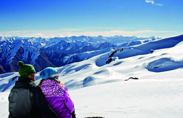 Where to Ski in the Summer