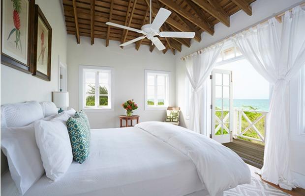 Dorado bedroom at Kamalame Cay