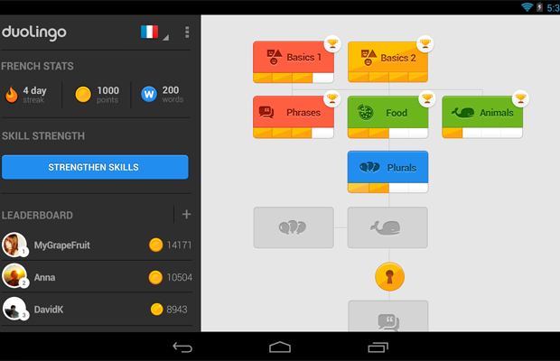App Review: Duolingo | ShermansTravel