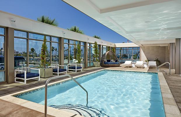 Bayview Hilton Garden Inn and Homewood Suites