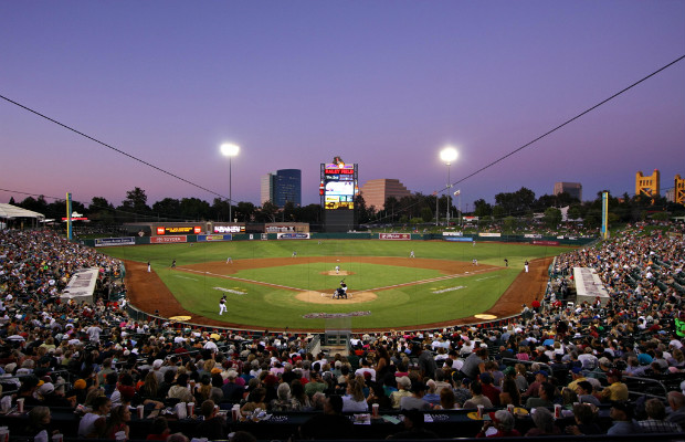 Five Great Minor League Ballparks