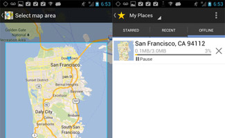 The Best Offline Mapping Apps for Your Android | ShermansTravel Google Map Downloading on microsoft maps, amazon fire phone maps, aeronautical maps, aerial maps, googlr maps, bing maps, waze maps, android maps, topographic maps, iphone maps, ipad maps, search maps, msn maps, googie maps, gppgle maps, stanford university maps, online maps, gogole maps, goolge maps, road map usa states maps,