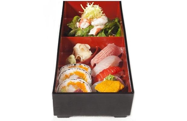 High Roller Bento Box