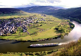 Scenic Crystal - Moselle  Gorge by WB - resized
