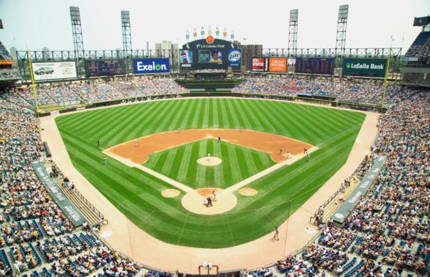 Spring Baseball in Chicago