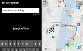 Windows Phone 8 Navigation