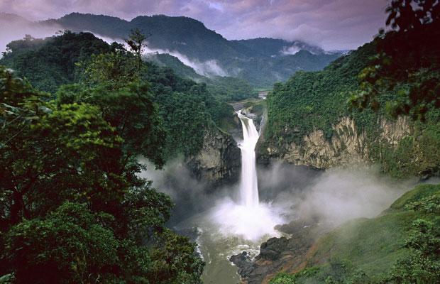 Ecotourism in Amazonian Ecuador