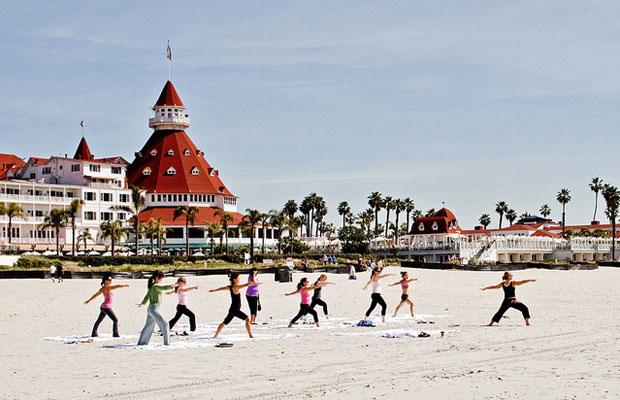 Free Fitness Options at Hotels