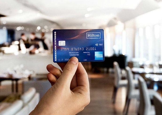 The Only Card You Need for Your Next Hilton Stay:  ShermansTravel