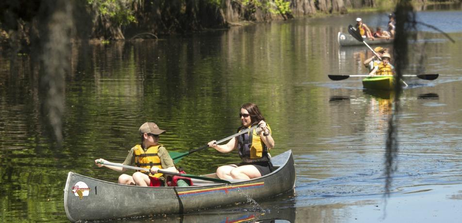 Kayaking in Kissimmee