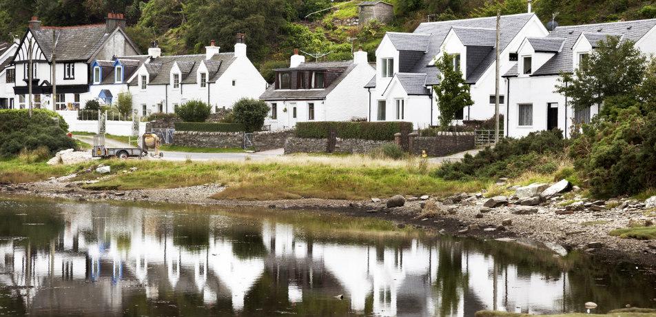 Lochranza, Scotland