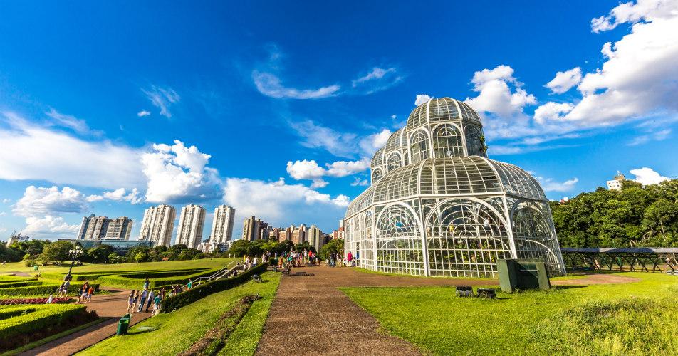 Parana Province, Brazil
