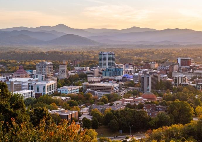 Downtown Asheville
