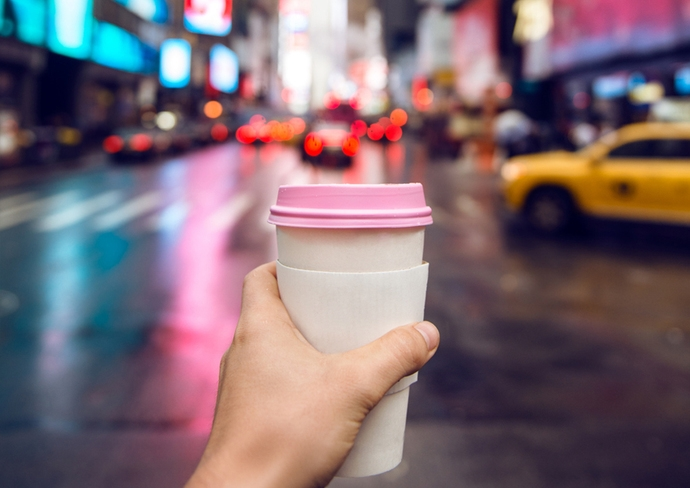Coffee in New York