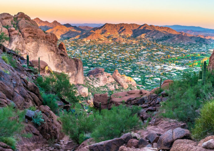 Camelback Mountain, Arizona