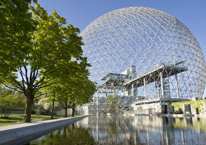 Biosphere of Montreal