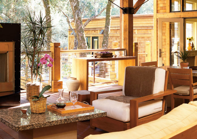 Estate Lodge at Calistoga Ranch
