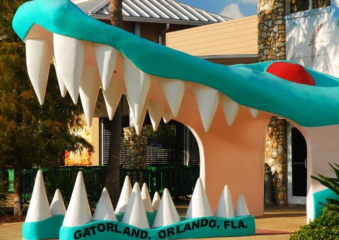 Gatorland, Florida