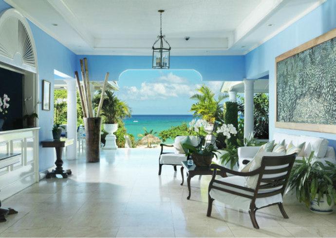 Jamaica Inn - lobby