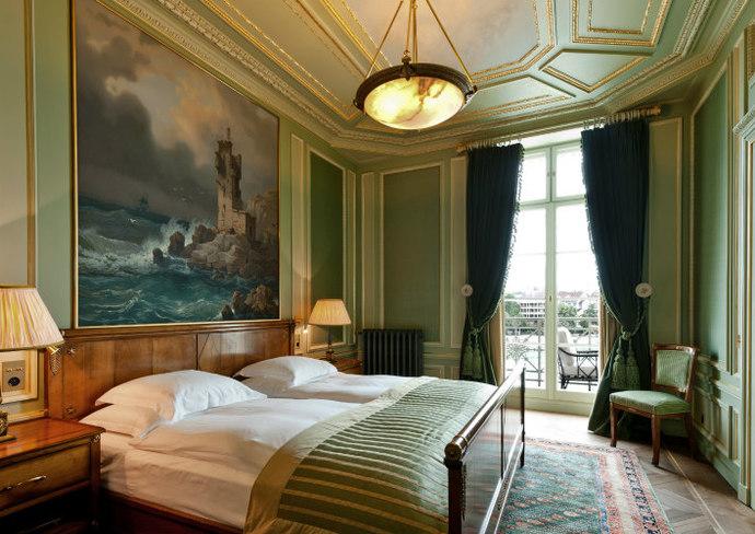 Napoleon Suite at Hôtel Les Trois Rois
