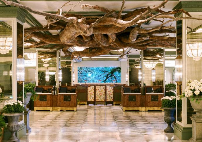 Main lobby - Park MGM