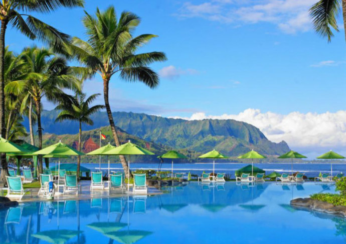 Princeville Resort, Hawaii