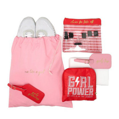 16-Piece Travel and Beauty Set