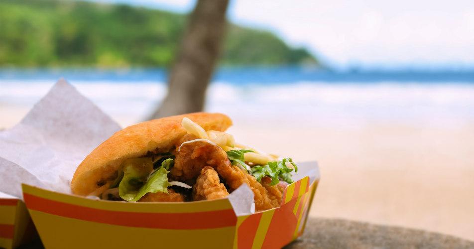 Food in Trinidad